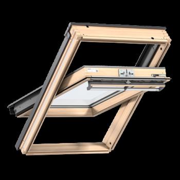 Мансардные окна VELUX PREMIUM Классическое деревянное GGL3070