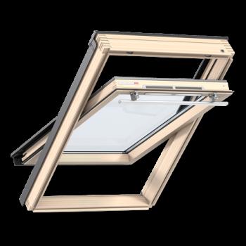 Купить мансардное окно VELUX OPTIMA Комфорт GLR 3073IS. ручка сверху