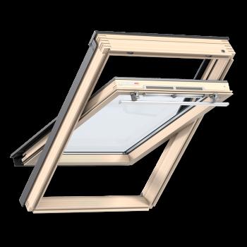 Мансардные окна VELUX OPTIMA Стандарт GZR 3050 (Ручка сверху)
