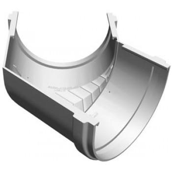 Купить угловой элемент 135˚ для водосточной системы  Docke STANDARD