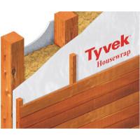 Мембрана гидроизоляционная ветрозащитная Tyvek Housewrap (1.5х50 м)