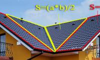 Определяем геометрические формы крыши