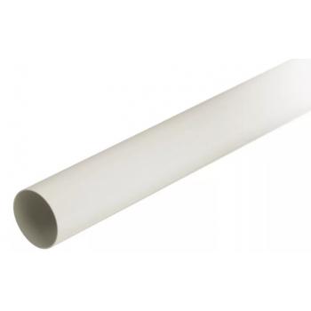 Труба водосточная d=80мм. 4 метра