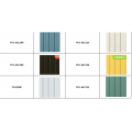 Фиброцементные фасадные панели TORAY серия TFU