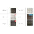 Фиброцементные фасадные панели TORAY серия NBE