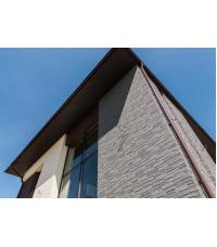 Фиброцементные фасадные панели TORAY серия Zxis