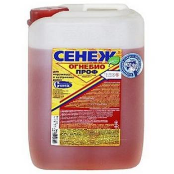 Сенеж Огнебио Проф 12 кг
