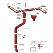 Водосточная система МП Проект (11)