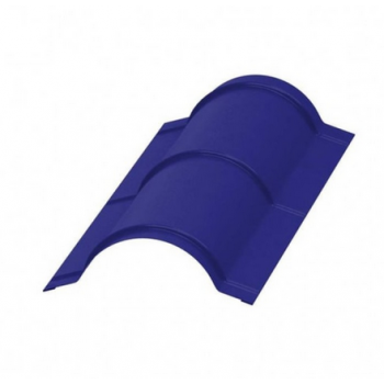 Планка конька круглого R110х2000 мм
