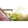 Мансардные окна VELUX PREMIUM Панорамное деревянное GPL3070