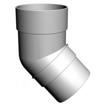Купить колено 45˚Docke PREMIUM для водосточной системы