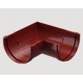 Угловой элемент 90 градусов STANDARD, Цена за 1 шт.: Красный
