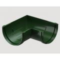 Угловой элемент 90 градусов STANDARD, Цена за 1 шт.: Зеленый