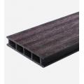 Террасная доска Qiji цена за 1 п.м.: Темно-коричневая