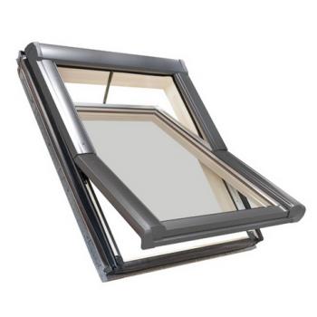 Окно Designo R45 H WD из дерева (однокамерное, среднеповоротное)