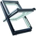 Окно Designo R49 К WD из ПВХ (двухкамерное, среднеповоротное)