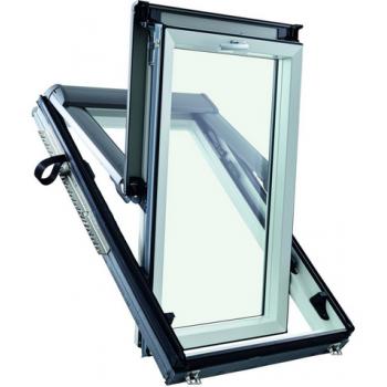Окно Designo R88C К WD из ПВХ (однокамерное, поворотно-откидное)