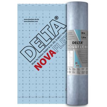 Адаптивная пароизоляционная плёнка Delta - Novaflexx