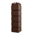 Угол Grand Line Клинкерный кирпич: коричневый