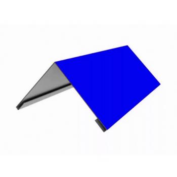 Планка конька плоского 100х100х2000 мм