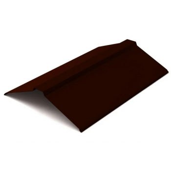 Планка конька плоского 150х150х2000 мм