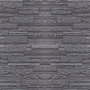 """Коллекция японских фасадных панелей """"Konoshima Рванный камень"""""""