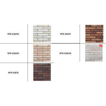 Фиброцементные фасадные панели TORAY серия NTR