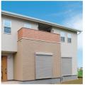 Фиброцементные фасадные панели TORAY серия BDA