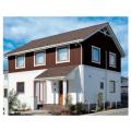 Фиброцементные фасадные панели TORAY серия SHW