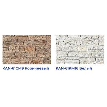Фиброцементные фасадные панели TORAY серия KAN