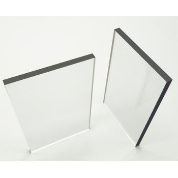 Монолитный поликарбонат прозрачный  10 мм