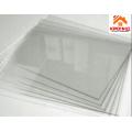 Монолитный поликарбонат прозрачный  4 мм