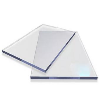 Монолитный поликарбонат прозрачный  5 мм