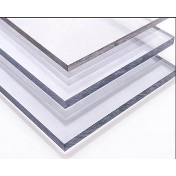 Монолитный поликарбонат прозрачный  6 мм