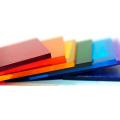 Монолитный поликарбонат цветной 5 мм