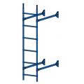Лестница стеновая  ELITE 400: Синий - Ral 5005