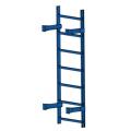 Лестница пожарная П1-1: Синий - Ral 5005