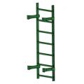 Лестница пожарная П1-1: Зелёная мята - Ral 6002