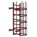 Лестница пожарная П1-2: Красная окись - Ral 3009