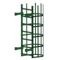 Лестница пожарная П1-2: Зелёная мята - Ral 6002