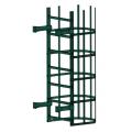 Лестница пожарная П1-2: Зелёный мох - Ral 6005