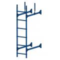 Лестница стеновая PRESTIGE : Синий - Ral 5005