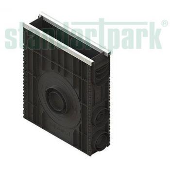 Пескоуловитель сборный PolyMax Basic DN100 h600