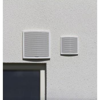 Наружная вентиляционная решетка 150*150, 240*240, 375*375